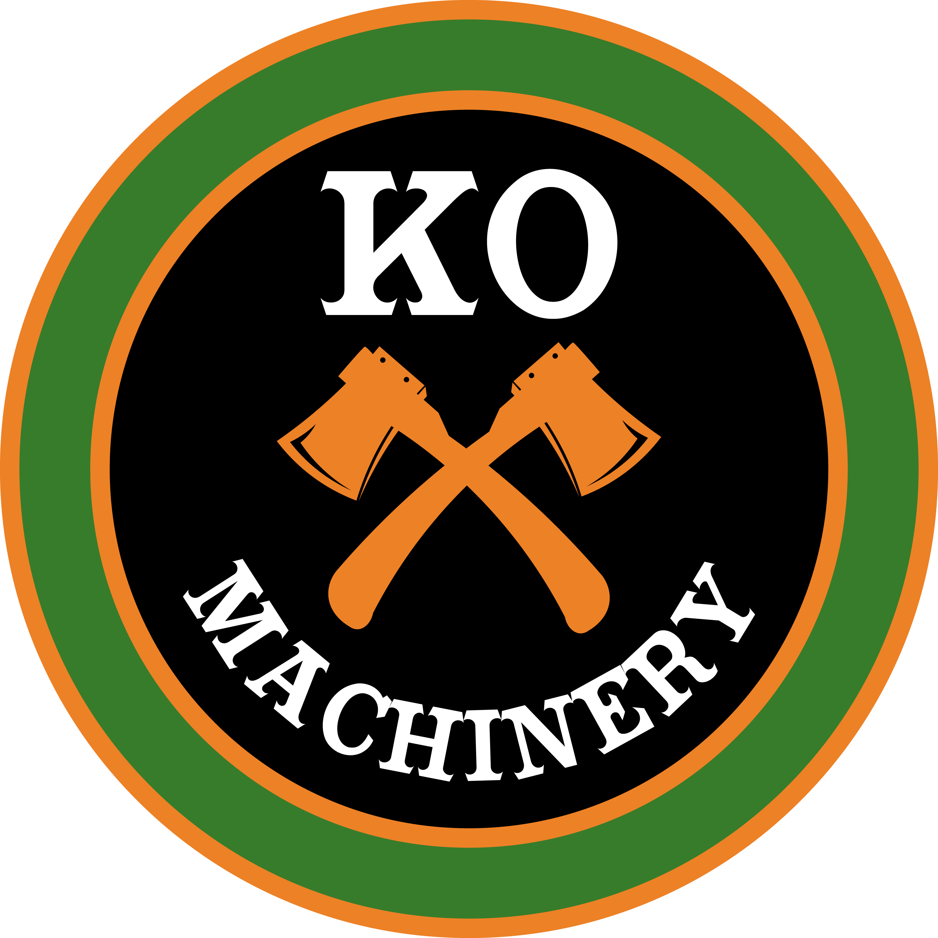 KO Machinery | Equipment sales in Houston, TX
